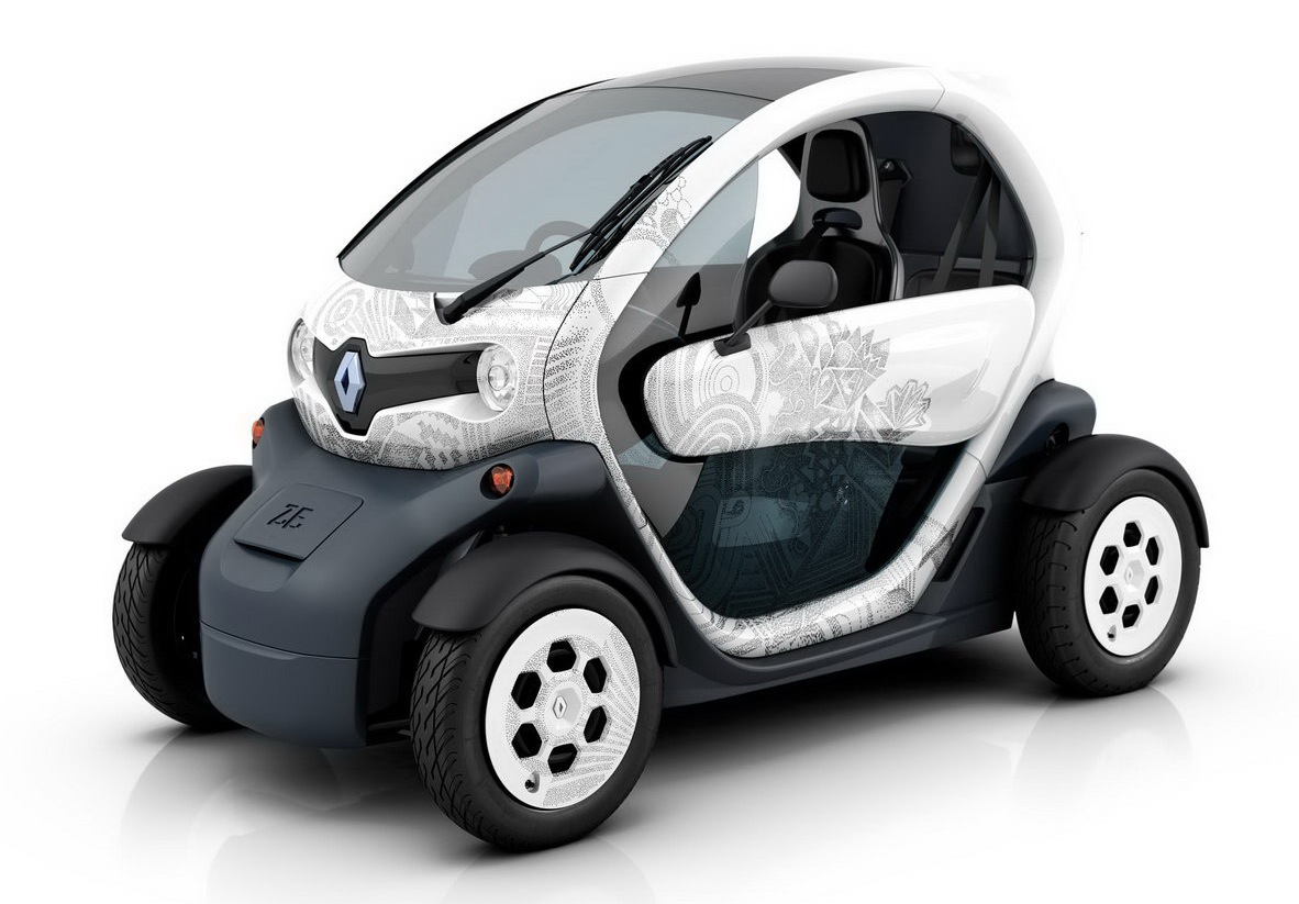 eco drive renault twizy. Black Bedroom Furniture Sets. Home Design Ideas